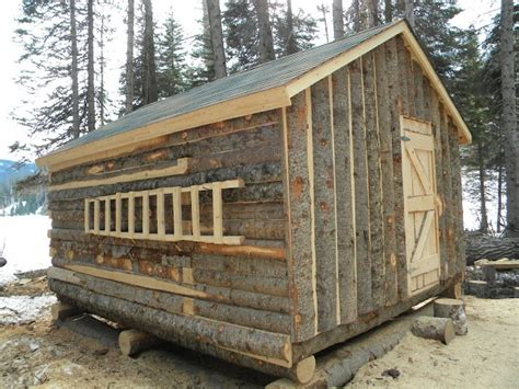 small shack plans trapper style cabin plans joy studio design gallery