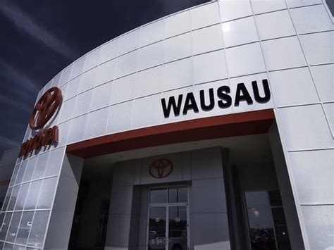 Ballweg Toyota Toyota Of Wausau Wausau Wi 54401 Car Dealership And
