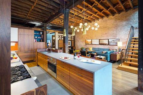 nyu interior design r 233 novation d un loft 224 new york