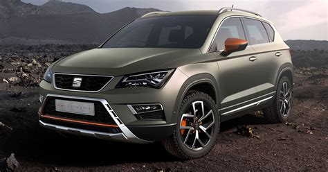 Rugged Suv by Seat S Upcoming Arona Suv To Get Rugged Road Version