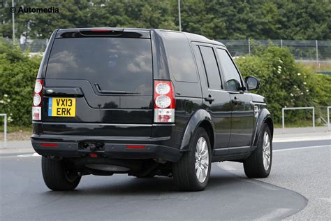 2014 land rover discovery facelift top auto magazine