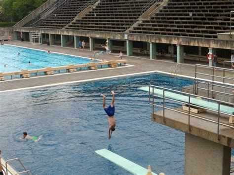 berlin olympics swimming pool picture