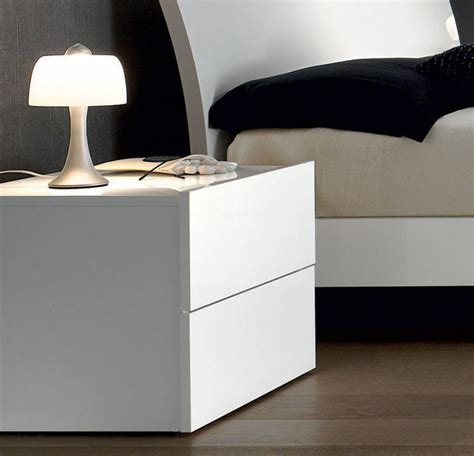 modern bedroom side tables nightstands and bedside tables