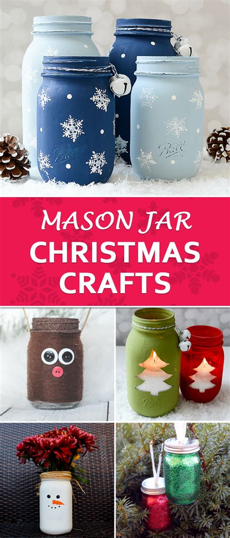 prop up some art 15 easy christmas decorations real simple 15 creative and unique mason jar christmas crafts
