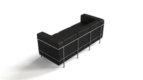 le corbusier s lc2 sofa flyingarchitecture