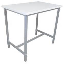 Rectangle Bar Table Carlton Bar Table Rectangle Aluminium Table Frame 2 Years Warranty Nextrend