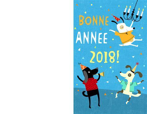 Cart De Voeux Gratuite by Cartes De Vœux 2018 Gratuites Pour Professionnels Et