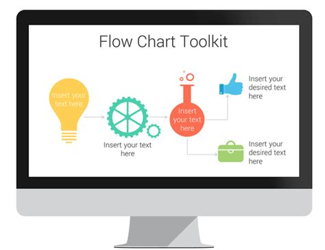 toolkit template flow chart toolkit for powerpoint presentationdeck
