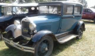 Ford Sedan Models 1928 Ford Model A Tudor Sedan For Sale Photos Technical