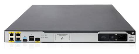 Router Hp hp msr3000 router series