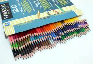 best brand colored pencils for an artist sargent 22 7252 120 count best buy