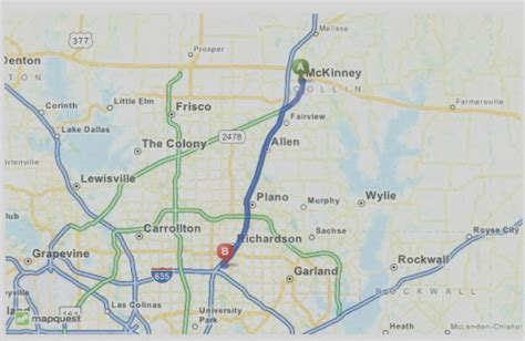 map of mckinney texas window tinting serving mckinney texas