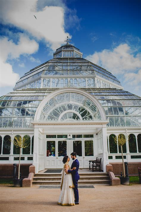 Palm House by Sefton Park Palm House Wedding Photography