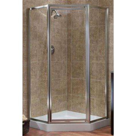 Bathroom Shower Doors Home Depot Corner Shower Doors Shower Doors The Home Depot