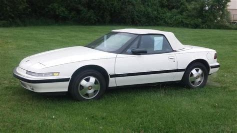 sold 1990 buick reatta convertible 15 995 reattas for sale autos post