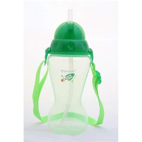 Us Baby Active Straw Bottle 410 Ml Botol Minum us baby active straw bottle 410ml