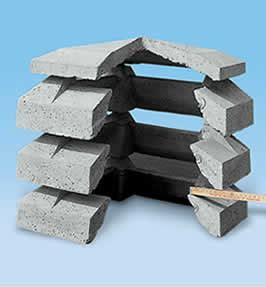 landini camini canne fumarie e comignoli in argilla e cemento