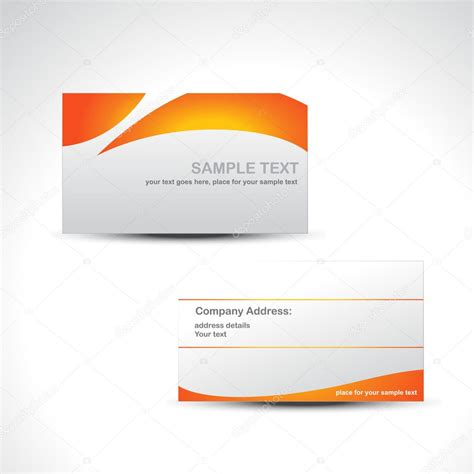 Business Card Stock