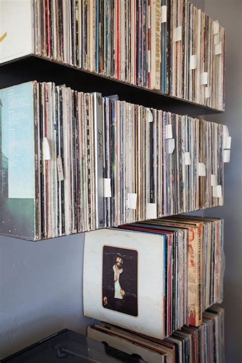 1000 ideas about vinyl record storage on