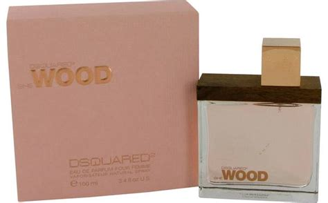 Disquared2 She Wood 1 she wood perfume for by dsquared2