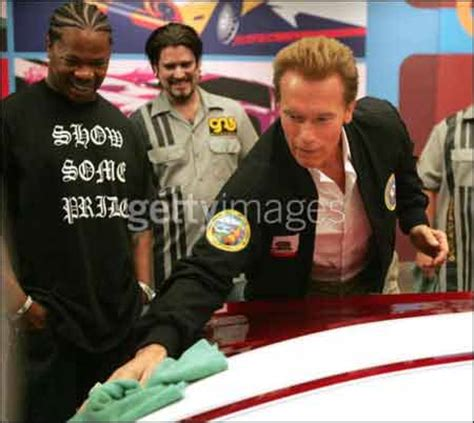 Schwarzenegger Lets Mtv Pimp His Ride by Pimp My Ride Tv Car Show Hosted By Xzibit Play The