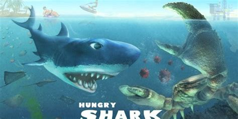 'hungry shark' update – who needs a bigger boat when you