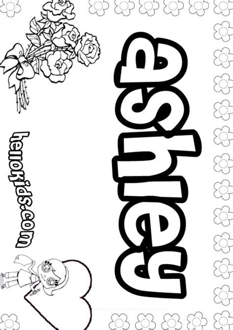 coloring pages for girl names name coloring pages for girls coloring home
