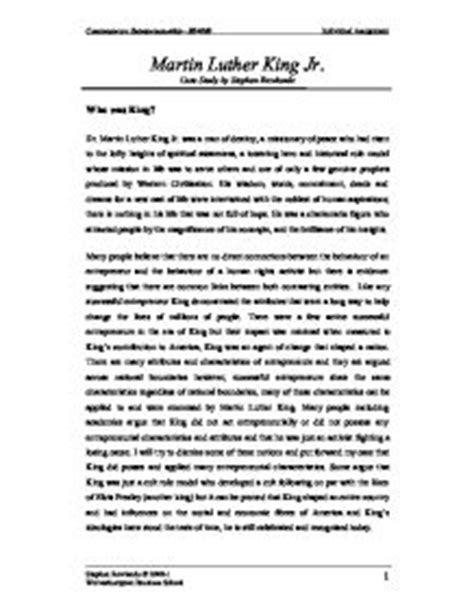 Martin Luther King I A Speech Analysis Essay by Essay On Martin Luther King Martin Luther King Essay On His Speech I A Gcse