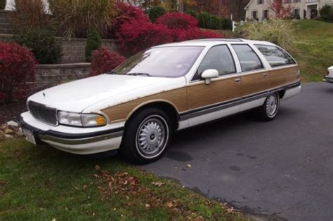 how to sell used cars 1992 buick roadmaster navigation system find used 1992 buick roadmaster estate wagon 86000 miles super clean car with tow package in