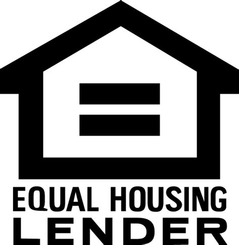 equal housing lender logo equal housing lender free vector in encapsulated