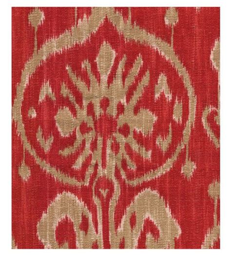 Ikat Upholstery Fabric by Ikat Upholstery Fabric Fabric
