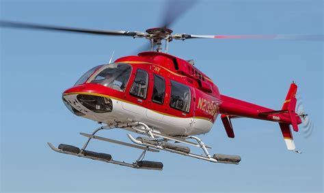 Helikopter Bell 407 bell 407