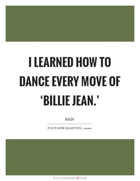 I Learned Today That The Move To 2 by I Learned How To Every Move Of Billie Jean