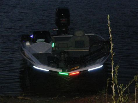 bluewater boat company blue water led lights