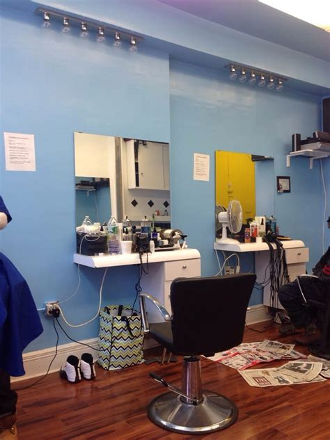 salon unisex near me nicko s unisex salon hair salons prospect heights