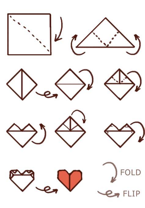 How To Make Paper Hearts - 5 diy paper crafts idea digezt