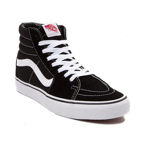 sk8 shoes vans sk8 hi skate shoe black 498067