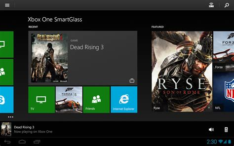 xbox for android xbox one smartglass android apps on play