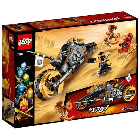 lego ninjago coles dirt bike construction toys bm