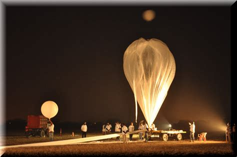 Tifr Finder Tifr Balloon Facility Hyderabad India