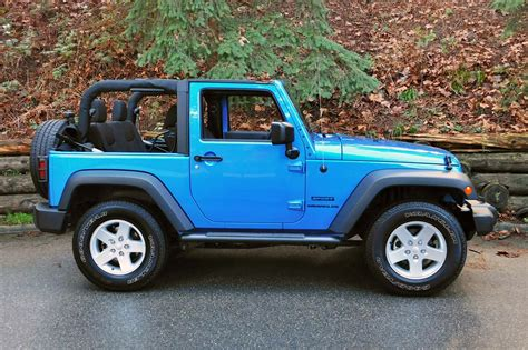 Jeep Sports 2016 Jeep Wrangler Sport S Autos Ca