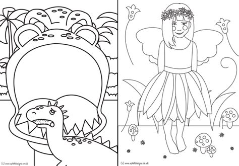 Free Downloads Children S Colouring Pages Children S Free Colouring Pictures