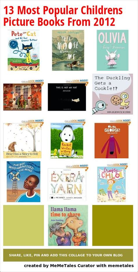 popular children picture books 17 best images about for my on