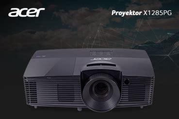Proyektor Acer X1185pg commercial acer indonesia solusi terbaik perusahaan anda