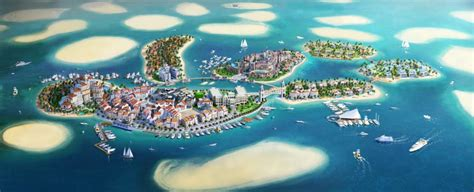 Images Of World Dubai Dubai The World Islands Are Slowly Coming Back To