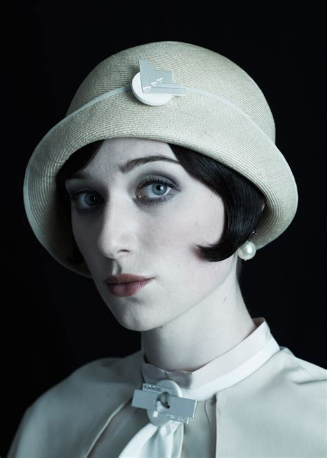 jordan baker the great gatsby inspired makeup