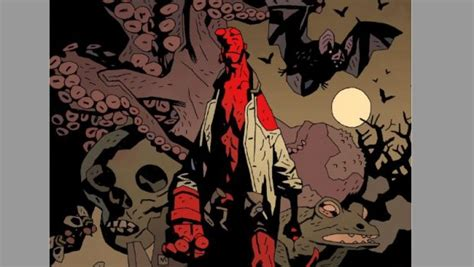 hellboy an assortment of hellboy an assortment of horrors tp comic book review impulse gamer