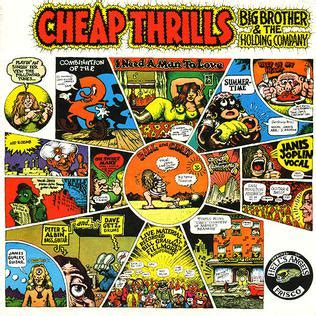 cheap thrills big brother   holding company album wikipedia