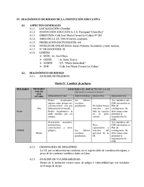 modelo plan de trabajo scribd newhairstylesformen2014 com plan anual de trabajo patma 2015 cristo rey