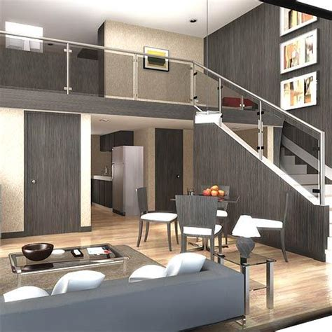 modern lofts loft living